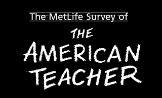 MetLife Survey of the American Teacher